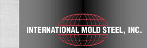 GRAPHIC: Link to International Mold Steel welcome page.